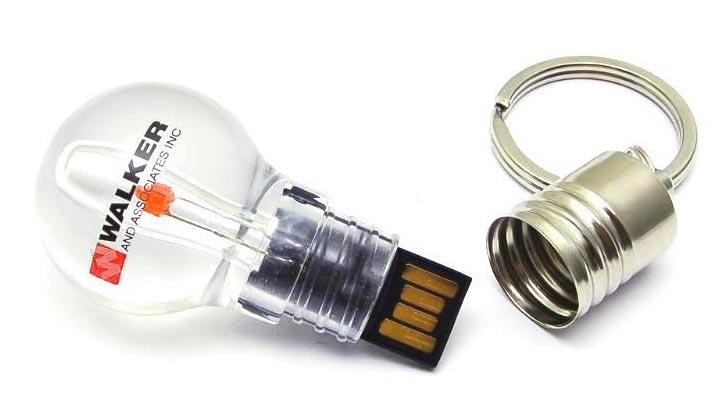 Лампочка-флешка