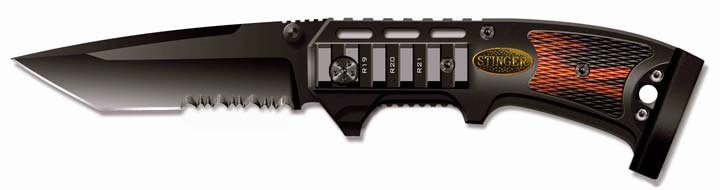 Складной нож на 23 февраля