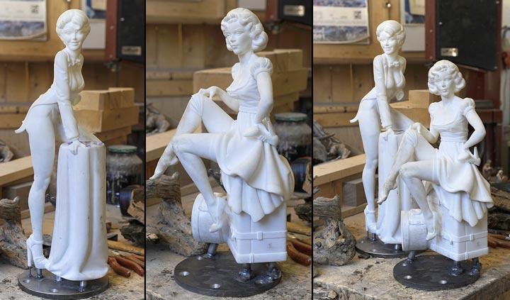 Скульптуры в подарок