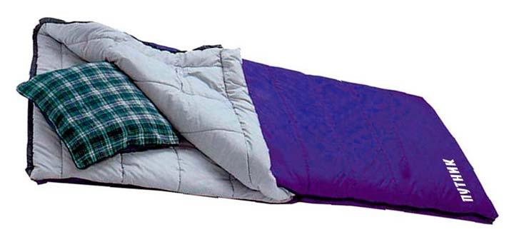 Спальный мешок в подарок на 23 февраля активному мужчине