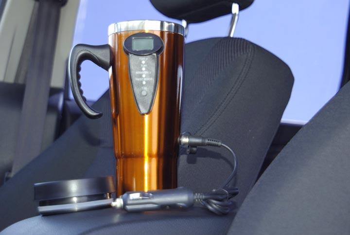 Автомобильная термокружка;
