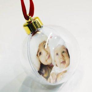 шарик новогодний