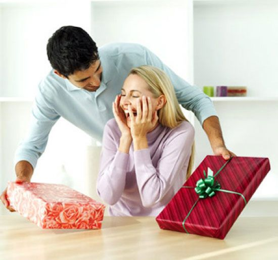 Ищем и покупаем подарок
