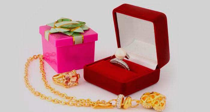 Ювелирный подарок жене на рождение сына