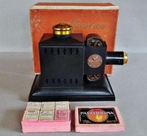 Старинные фильмы и проектор