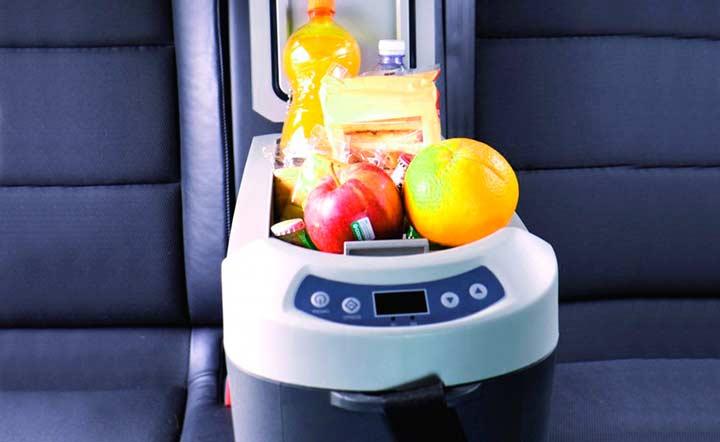Портативный авто- холодильник