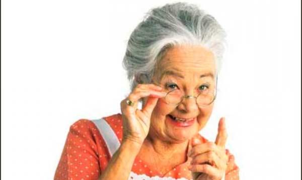 babushka Как сделать подарок бабушке своими руками на День рождения