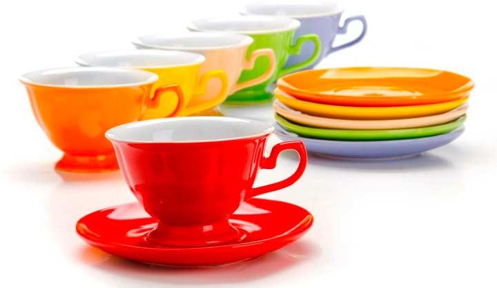 Чайный сервиз в подарок свекрови