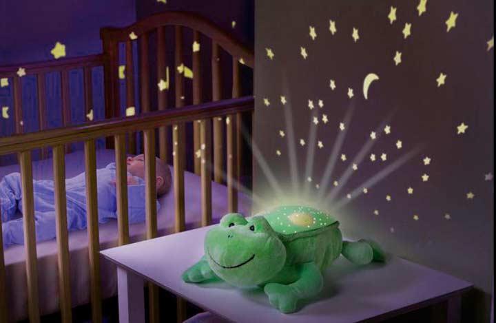 Необычный ночник с подсветкой