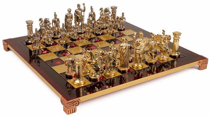 Эксклюзивный набор шахмат в подарок