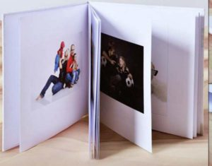 Фотографии в книге для сестры