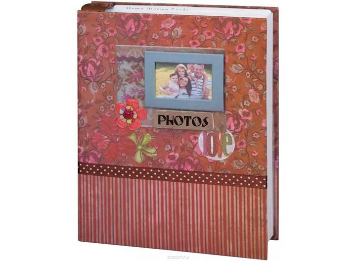 Фотоальбом в подарок на опаловую свадьбу