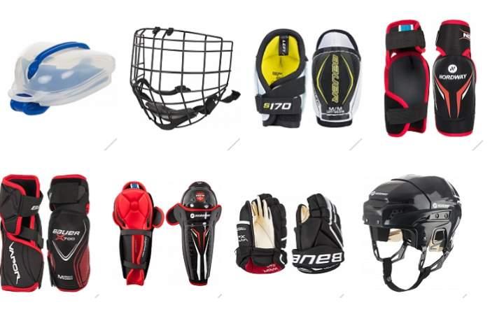 Защита для хоккея
