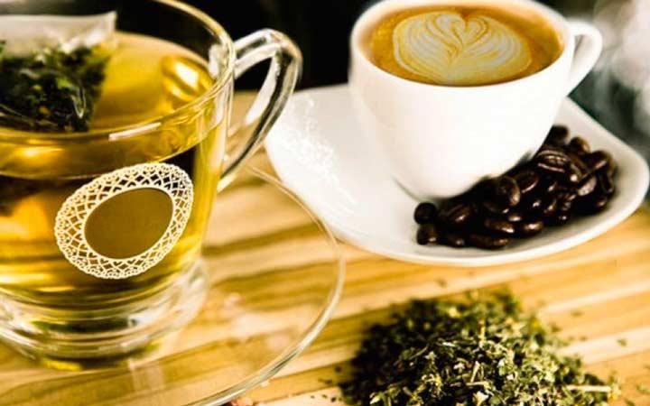Кофе или чай из стран производителей