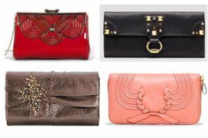 4 сумочки клатча