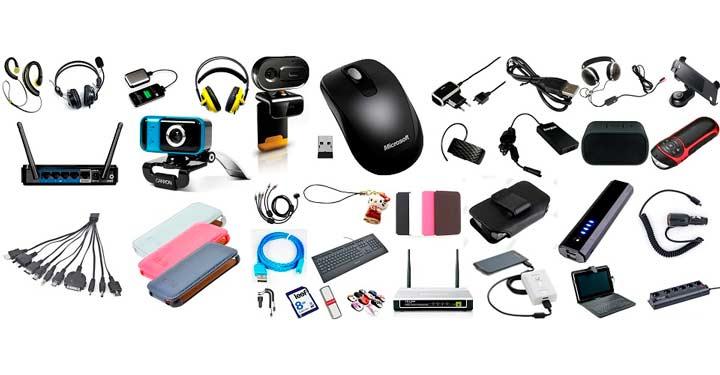 Компьютерные аксессуары в подарок сотрудникам на 23 февраля