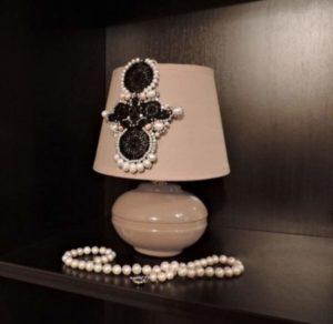 Жемчужная лампа