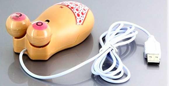 Мышка для компьютера «Sexy»