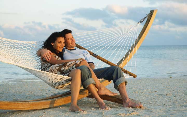 Отдых для семейной пары