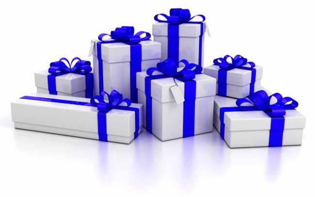 Выбор подарков на 23 февраля сотрудникам