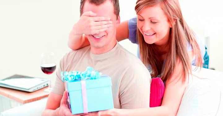 Подарок мужу на день рождения