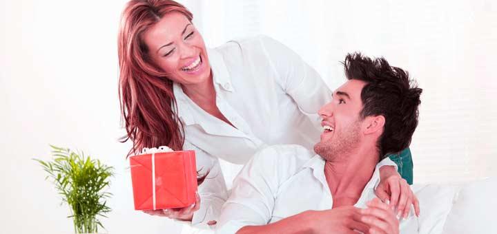 Подарок мужу на день рождения...