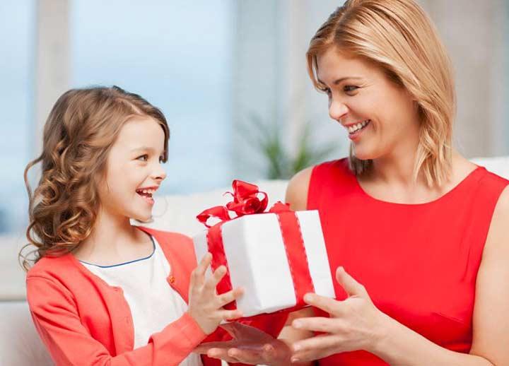 Подарок любимой мамочке