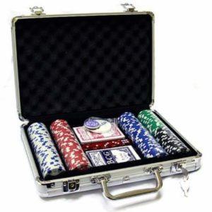 Чемодан для покера