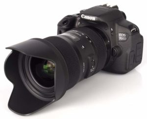 Дорогой фотоаппарат