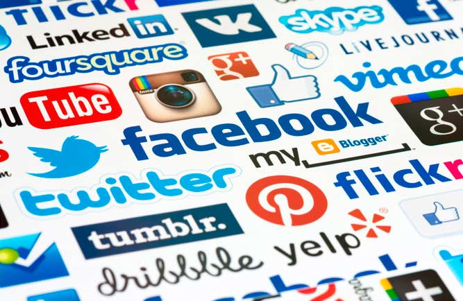 Разнообразие социальных сетей