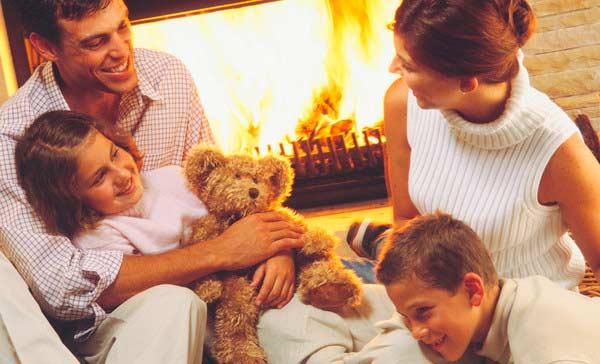 Провести уютный вечер дома, в кругу родных и близких