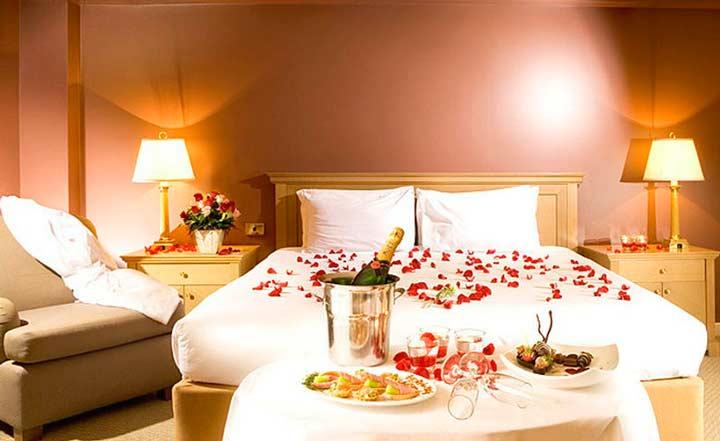 Ночь в отеле на двоих