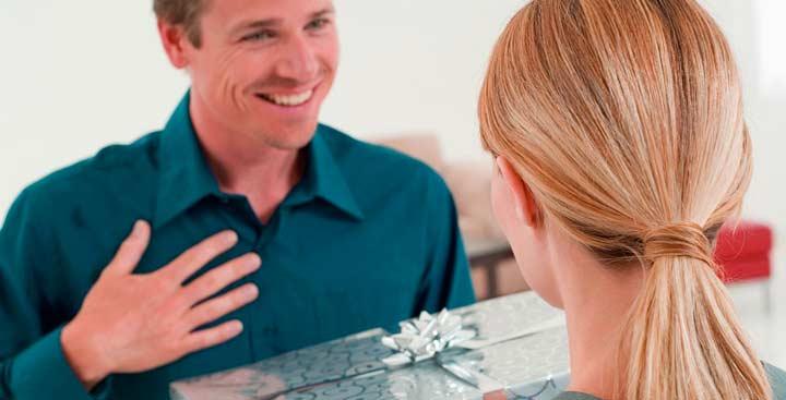 Выбор подарка мужчине на день рождения