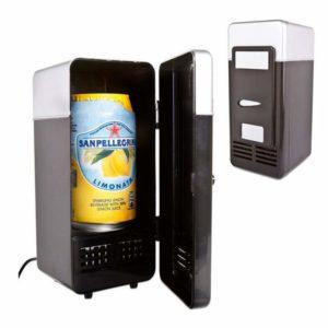Настольный холодильник