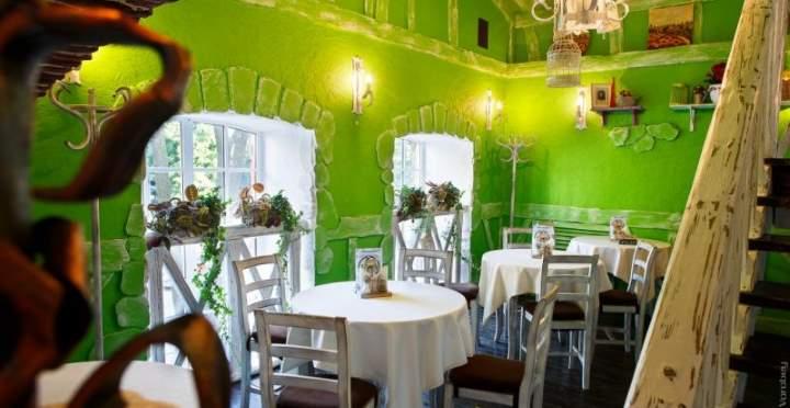 Зеленый ресторанчик