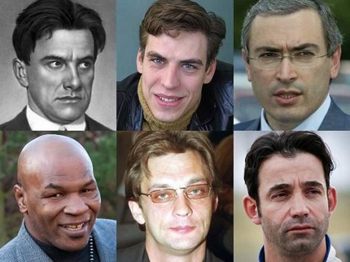 Мужчины актеры