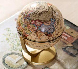 Подарок для Дмитрия - глобус