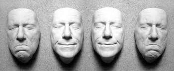 Гипсовые слепки для масок