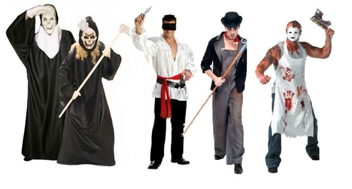 Наряды для праздника Хэллоуин