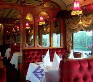 Ресторанчик в трамвае