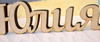 Имя Юлия
