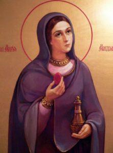 Икона Марии Магдалены