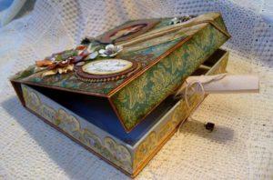 Коробка для писем