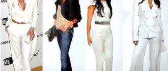 4 вида брюк для девушки