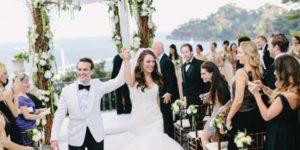 Свадьба полным ходом