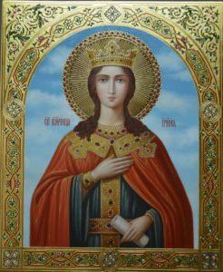 Икона по имени Ирина
