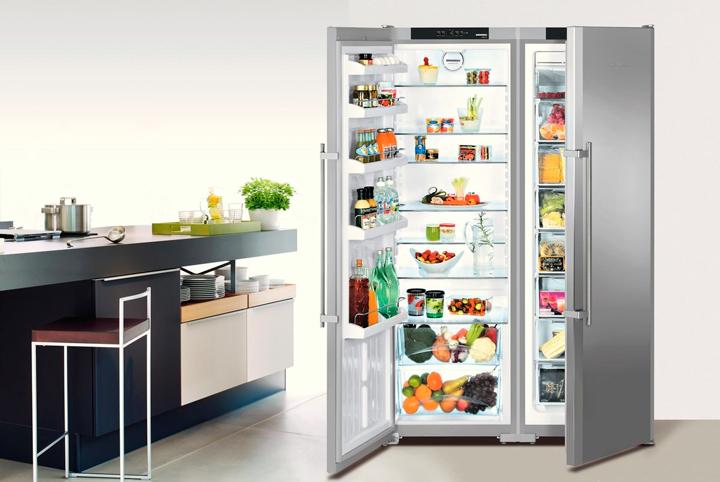 Холодильник дома