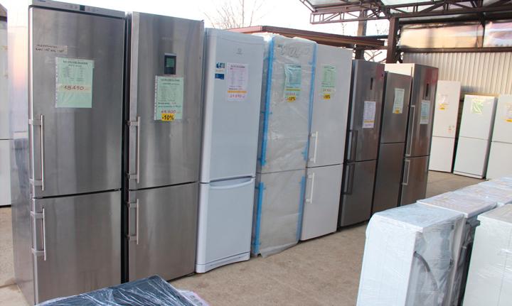 Уцененные холодильники