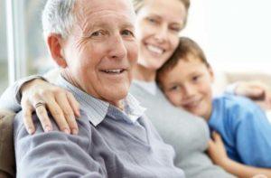 Поздравление дедуле