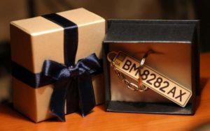 Коробка для мужчины